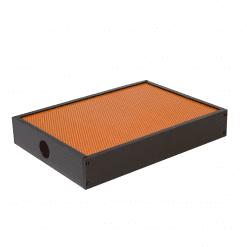 Vakuumforma plast hemma med hjälp av Q-shape vakuumformningsmaskin